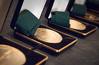 FIHF Gala Medals